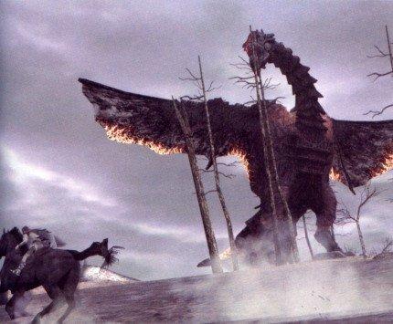 Shadow Of The Colossus: los colosos que no hemos visto