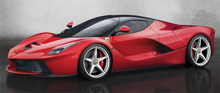 Una nueva oportunidad para ver el Ferrari LaFerrari en movimiento