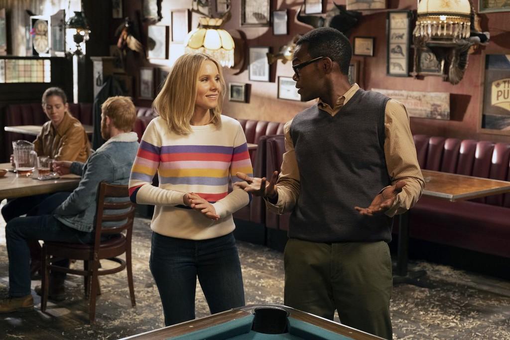 'The Good Place' tendrá cuarta temporada: Eleanor, Tahani, Chidi y Jason seguirán buscando la redención