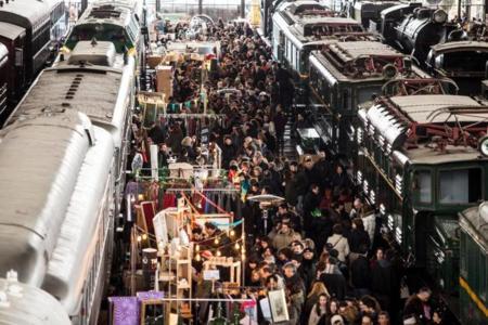 Los mejores mercadillos, outlets y pop up store de la semana: la cosa va de estaciones