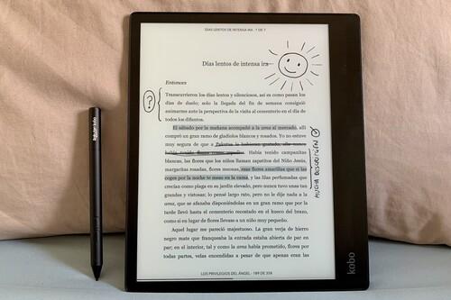 Kobo Elipsa, análisis: un interesante lector que hace las veces de cuaderno de anotaciones