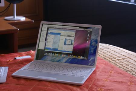 Imagen de la semana: Macbook nano