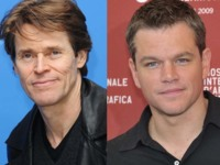 Matt Damon y Willem Dafoe en 'The Great Wall', lo nuevo de Zhang Yimou