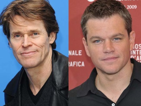 Matt Damon y Willem Dafoe en 'The Great Wall', lo nuevo de Zhang Yimou