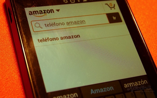 Amazon teléfono