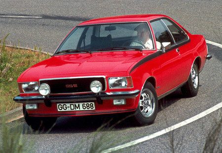 Opel Commodore GS/E