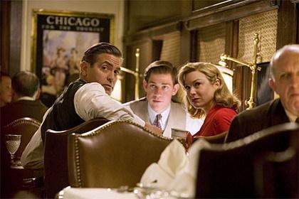 Primera imagen de 'Leatherheads' de George Clooney
