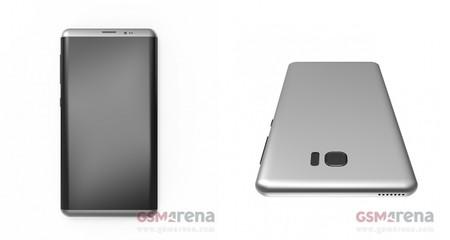 Galaxy S8 Render Duo