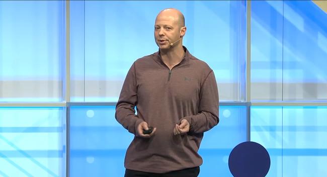 El Jefe De Seguridad De Android™ David Kleidermacher
