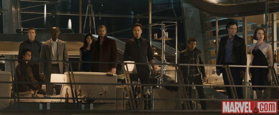 Foto de 'Los Vengadores 2: La era de Ultrón' (8/12)