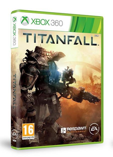 Titanfall para Xbox 360 requiere 1GB en disco duro