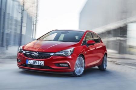 Nuevo Opel Astra 2015 1