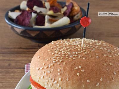 Cinco recetas de hamburguesas fitness que puedes probar en casa