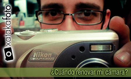 Cinco preguntas que deberías hacerte antes de renovar tu cámara