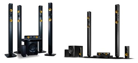 LG nos adelanta algunos de los sistemas de sonido y cine en casa que veremos durante el CES 2013