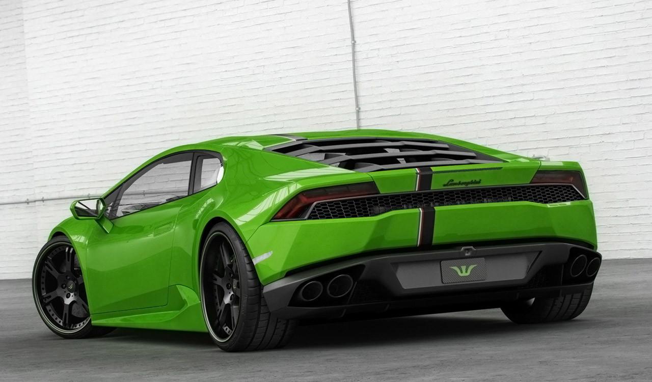 Foto de Lamborghini Huracan Wheelsandmore (8/10)