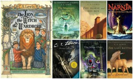 La serie de novelas de Narnia
