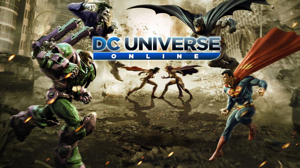 DC Universe Online estará disponible para descargar en Nintendo Switch a principios de agosto