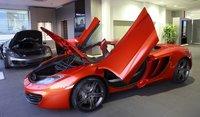 Marbella tendrá el primer concesionario McLaren de España