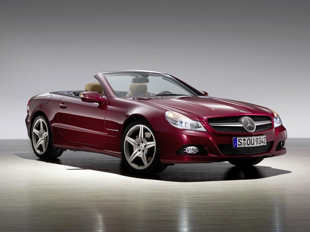 Foto de Mercedes-Benz SL 2008 (1/19)