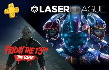 Friday the 13th: The Game y Laser League entre los juegos de PlayStation Plus de octubre
