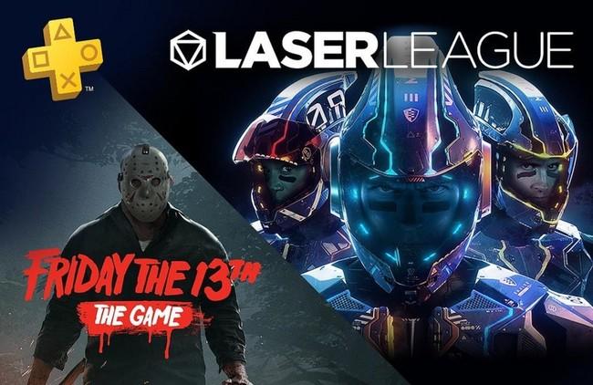 Friday the 13th: The Game y Laser League entre los juegos de PlayStation Plus de octubre