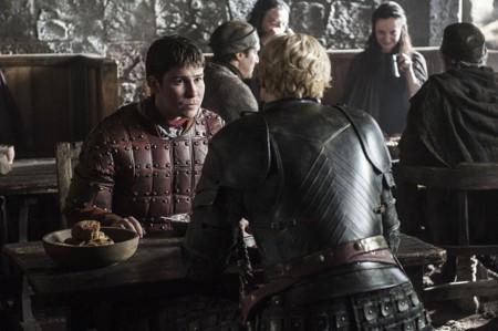 Brienne y Podrick
