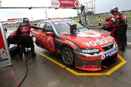 V8 Supercars: pilotos y equipos