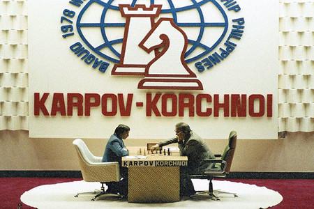 Karpov Korchnoi