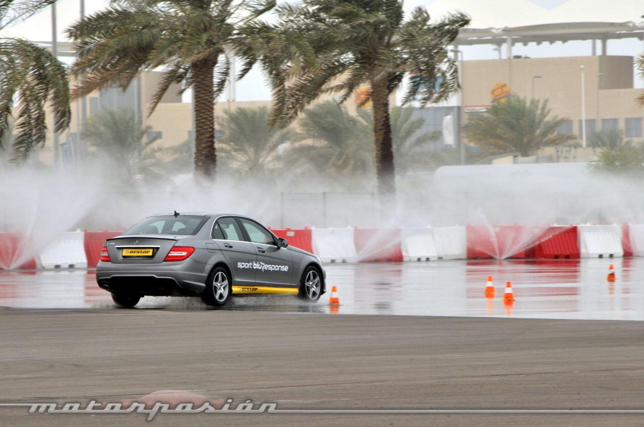 Foto de Dunlop Sport BluResponse, presentación y prueba en Yas Marina (7/24)