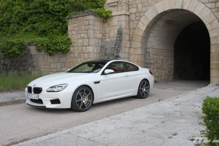 Bmw M6 Competition 38