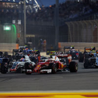 La Fórmula 1 recula con el sistema de clasificación
