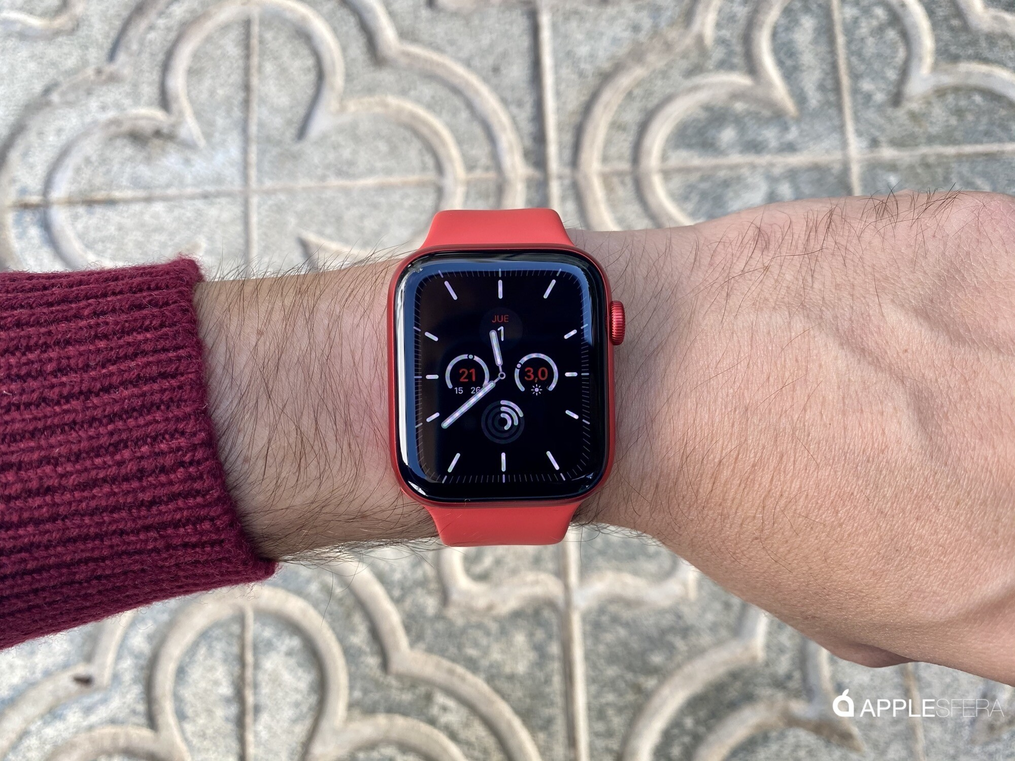 Foto de Apple Watch Series 6 PRODUCT(RED) (15/26)