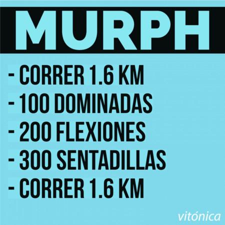 1. Murph