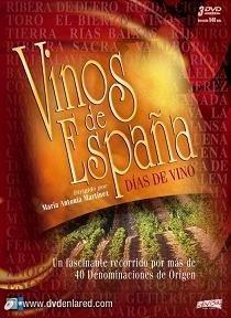 Vinos de España en dvd