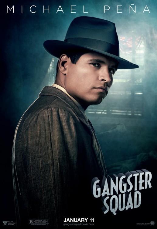 Foto de 'Gangster Squad (Brigada de élite)', los carteles (17/18)