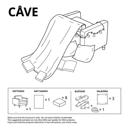 Ikea Cueva