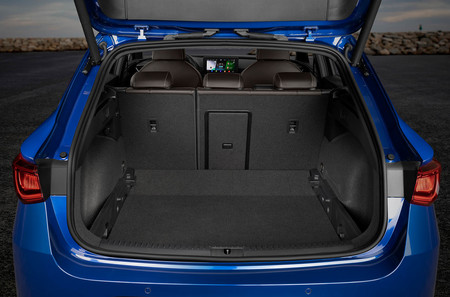 Gama nuevo SEAT León maletero