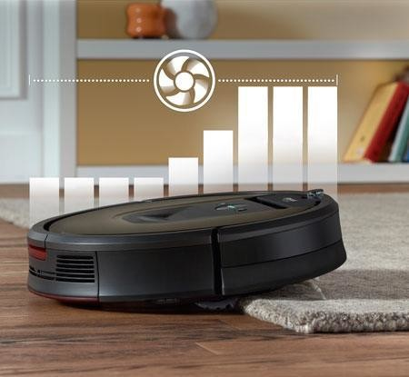 Irobot Roomba 980 Carpet Boost