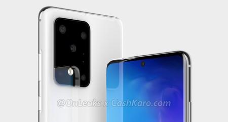 Galaxy S11 Plus: ¿siete cámaras? en un ENORME módulo, para el smartphone que sería la próxima estrella de Samsung