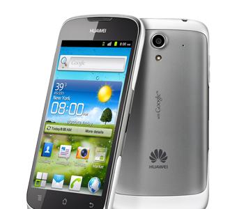 Huawei Ascend G 300 disponible en abril con Vodafone
