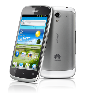 Huawei Ascend G 300 disponible en abril con Vodafone