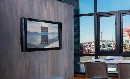 Microsoft busca mejorar la seguridad y productividad con Windows 10 Creators Update, que llega a Surface Hub