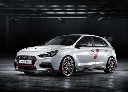 Hyundai N Option Concept, un adelanto de los accesorios que Hyundai tendrá para sus deportivos