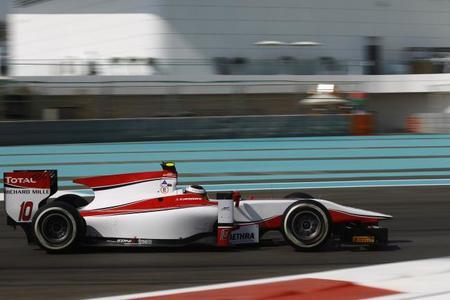 Stoffel Vandoorne y Stefano Coletti se imponen en Abu Dabi en la última cita de la GP2