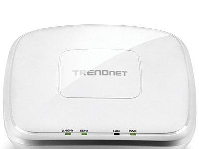 TEW-821DAP, el nuevo punto de acceso inalámbrico de TRENDnet