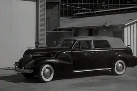 El primer coche de Batman