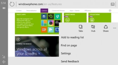Spartan llega a Windows 10 para móviles, la imagen de la semana