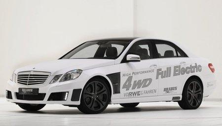 Brabus Mercedes-Benz Clase E eléctrico
