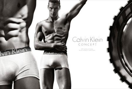 Calvin Klein Underwear presentará su nueva campaña Concept en la Super Bowl